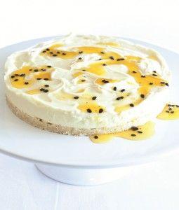 Passionfruit Cheescake