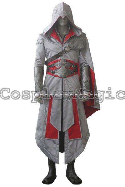 Assassins Creed: Brotherhood Ezio Cosplay - CosplayMagic.Com