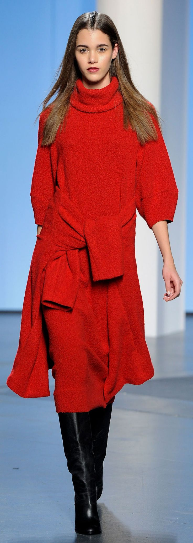 Tibi Fall 2014 #NYFW @Tibi New York New York