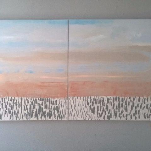 24/ Terracotta Landscape - Nathan Davies