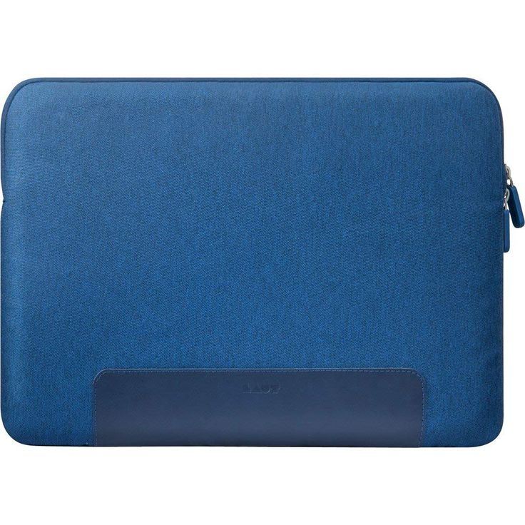 LAUT – PROFOLIO Protective Sleeve for Apple MacBook 13″ | Soft Touch Lining | Durable Fabrics | Padded Protection (Blue)