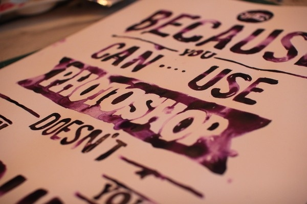 Just because.... by James Worton, via Behance
