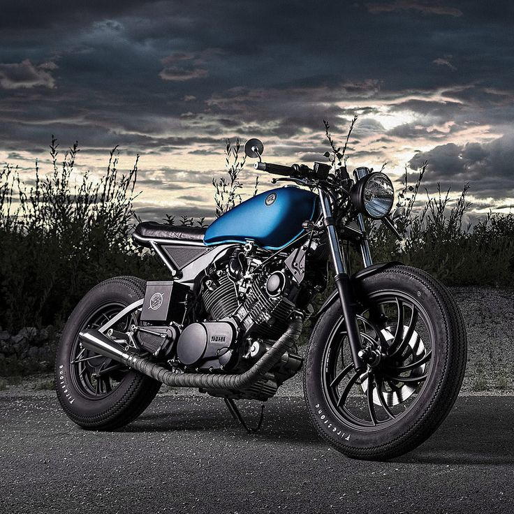 Who says low budget can't be high impact? Slovenia's ER Motorcycles has worked a minor miracle with this Yamaha XV750 custom.