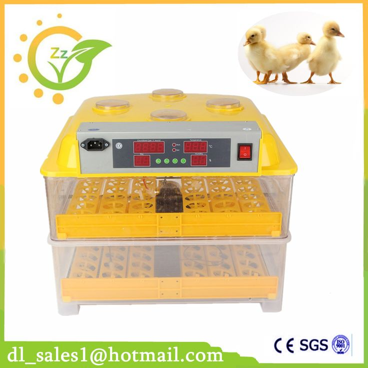 New Design Mini Brooder 96 Egg Automatic Incubator Controller Poultry Hatchery Machine For Chicken Duck Quail Birds #Affiliate