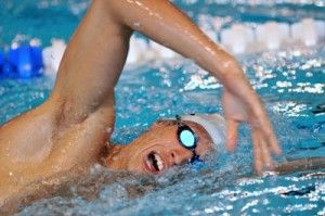 """""""Triathlon swimming technique you can use for your next race. Learn how you can improve your Triathlon swim below!""""  As technical as the sport of swimming can b"""