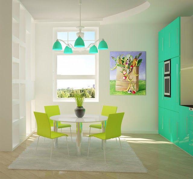 Best 25+ Lime Green Kitchen Ideas On Pinterest