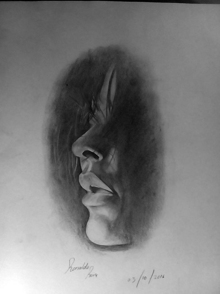 Face in the dark by RonaldoRoia on DeviantArt
