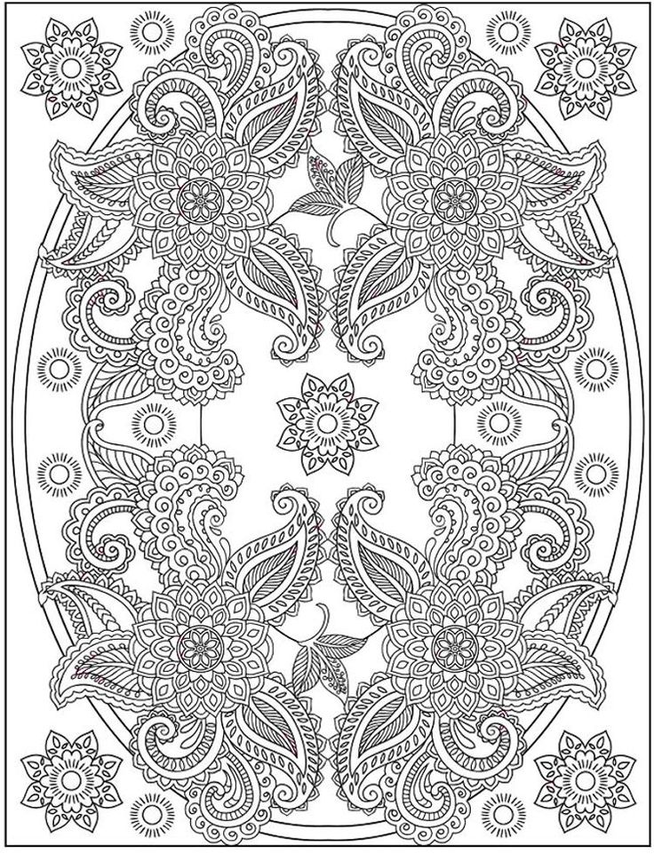 1036 best Adult Coloring Pages images on Pinterest | Coloring books ...