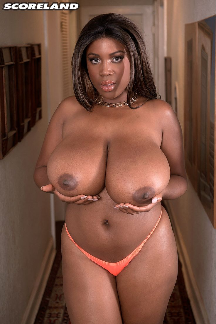 Sexy Black Girls Big Boobs