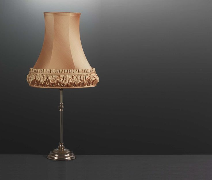 32 best silk lamp shades images on pinterest lamp shades highclere lamp shade elegant bowed oval hand tailored and trimmed in gilt silk dupion aloadofball Image collections