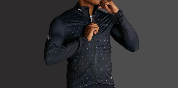 Vestiario Fuse Jersey Jacket