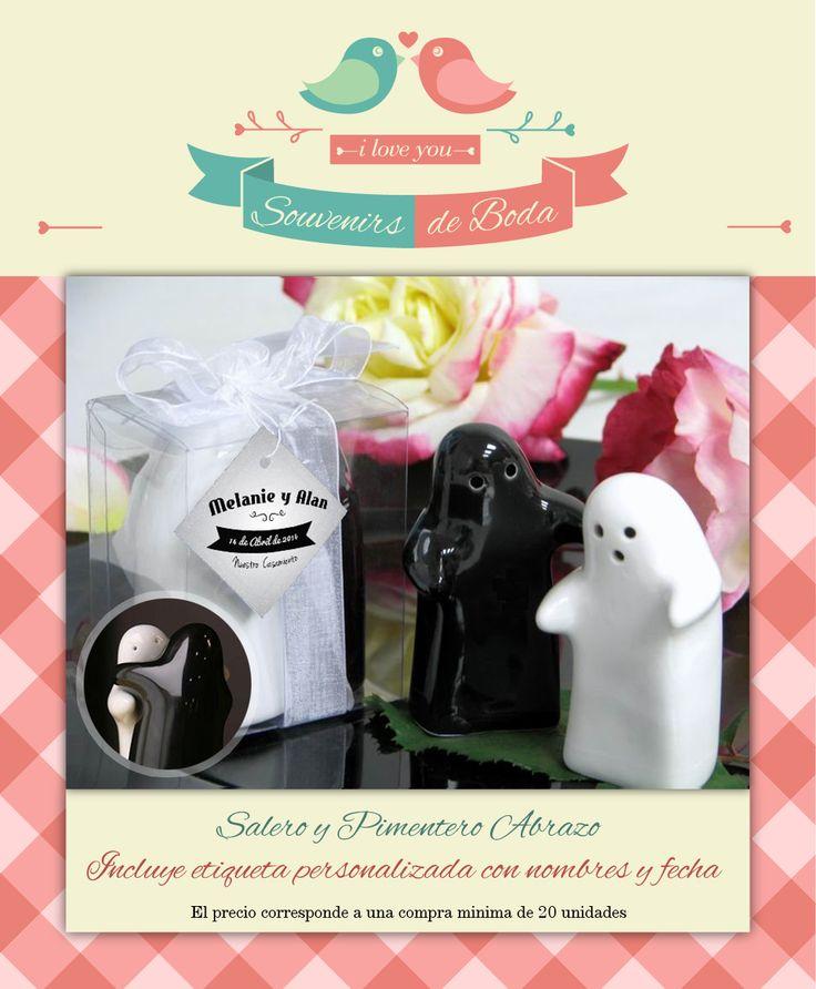 M s de 25 ideas incre bles sobre saleros para boda en - Saleros originales ...
