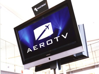 2006 - AEROTV LAUNCHES AT MONTREAL-TRUDEAU AIRPORT  A completely unique television network with entertaining and informative programming. Bilingual programming valued by travelers.