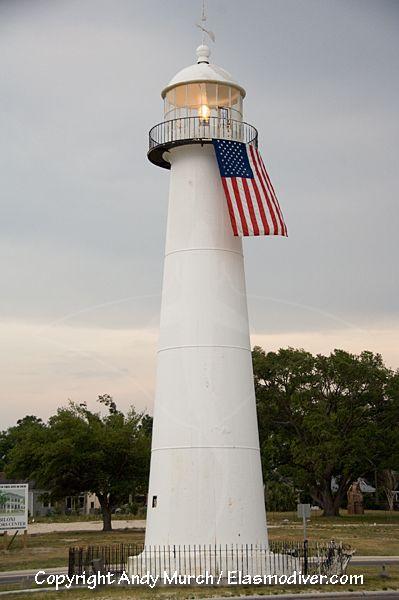 Biloxi Lighthouse.