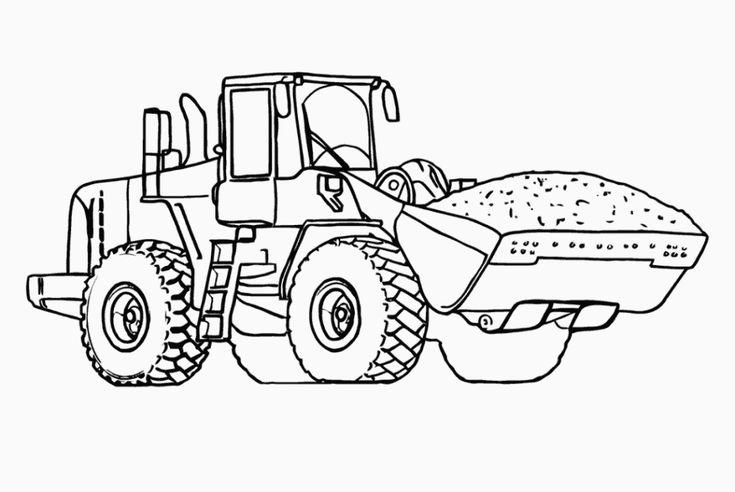 {title} (mit bildern) | ausmalbilder traktor, ausmalbilder