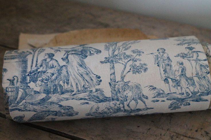 Meer dan 1000 idee u00ebn over Antiek Behang op Pinterest   Vintage Behangpapieren, Behang Randen en