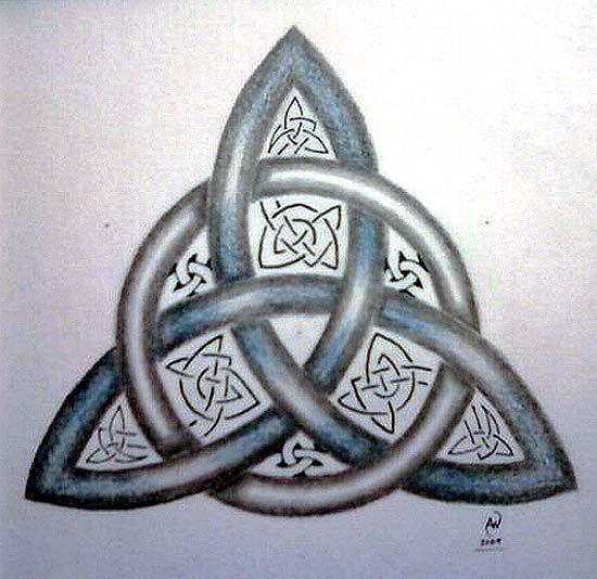 славянский символ троицы фото тату щекино узнаете, что