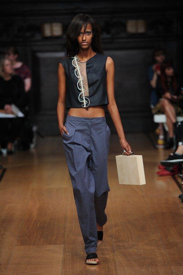 "Kingston University London - Designer   Charlotte Ham - @KingstonUni - http://www.kingston.ac.uk/ - Chocolate Catwalk - Funky Fashions - FUNK GUMBO RADIO: http://www.live365.com/stations/sirhobson and ""Like"" us at: https://www.facebook.com/FUNKGUMBORADIO m"