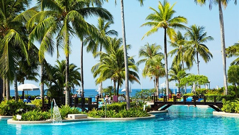 Blue Village Exotic Merlin Beach Resort, Phuket