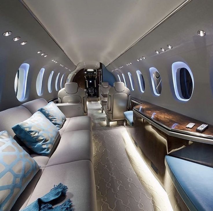 """ Luxury Private Jet 