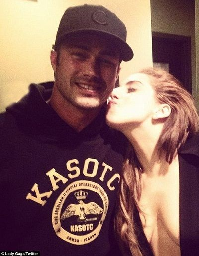Taylor Kinney Photos of His Tattoo | Taylor Kinney opens up about romance with Lady Gaga as he insists he's ...