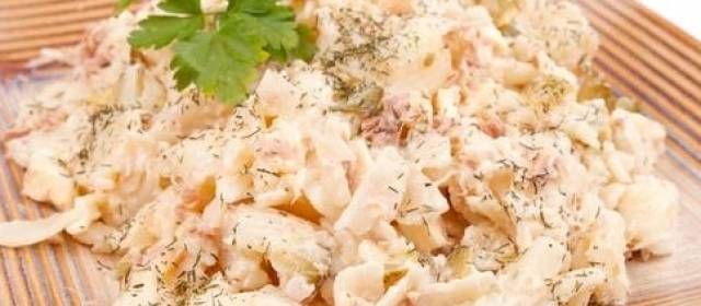Tonijnsalade recept | Smulweb.nl