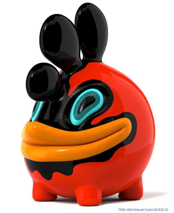 Hiroshi Yoshii Character Design