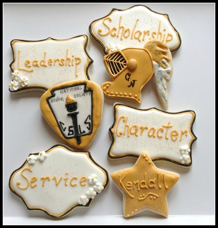 National Honor Society | Cookie Connection