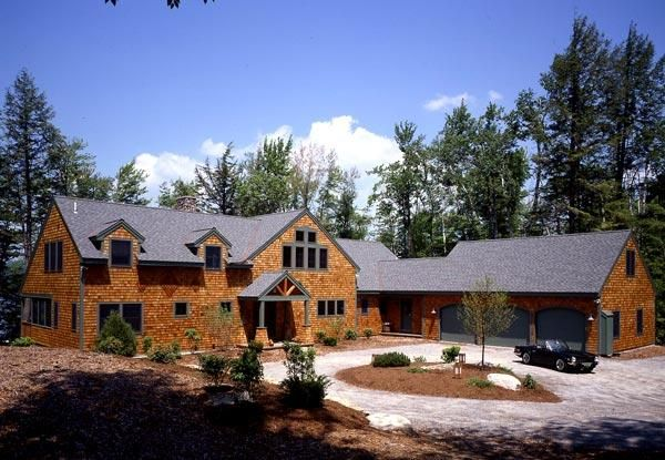 New hampshire lake home timber frame homes pinterest for Home builders in new hampshire