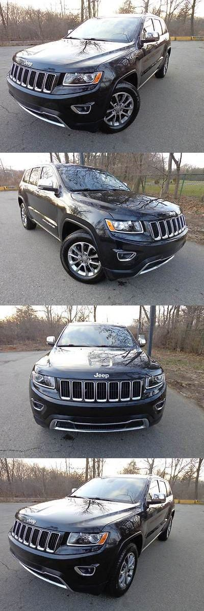 SUVs: 2014 Jeep Grand Cherokee Limited 4X4 4Dr Suv 2014 Jeep Grand Cherokee BUY IT NOW ONLY: $22900.0