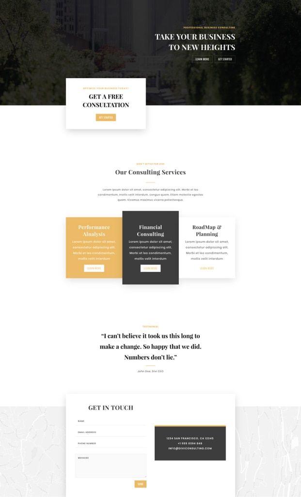 Get an Exceptional Business Consultant Layout Pack for Divi https://www.elegantthemes.com/blog/divi-resources/get-an-exceptional-business-consultant-layout-pack-for-divi?utm_campaign=coschedule&utm_source=pinterest&utm_medium=Elegant%20Themes&utm_content=Get%20an%20Exceptional%20Business%20Consultant%20Layout%20Pack%20for%20Divi