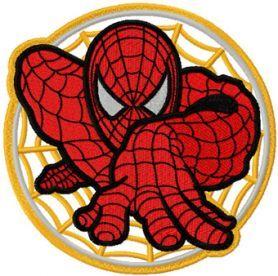 Spider-Man My Hero machine embroidery design. Machine embroidery design. www.embroideres.com