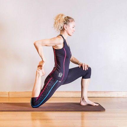Etirement du quadriceps
