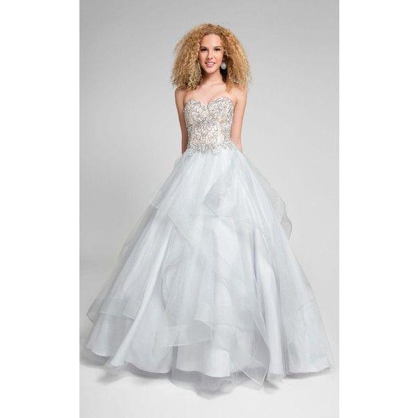 43 best Dresses long images on Pinterest | Dress prom, Prom dress ...