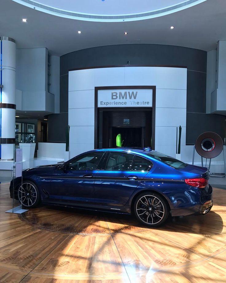 6,520 вподобань, 15 коментарів – BMW, MINI Dealer - Rami Nasri (@abudhabi_motors) в Instagram: «Bmw 540 I Mediterranean Blue M sport Kit and M performance kit . 6 Cylinders inline Twin Power…»