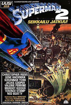 Teräsmies II 1980 elokuvajuliste