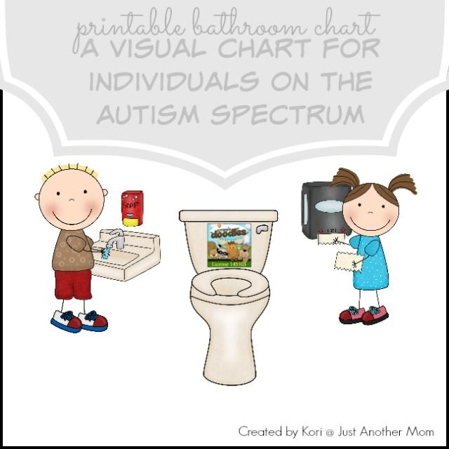 99 best Managing Bathroom Trips images on Pinterest ...
