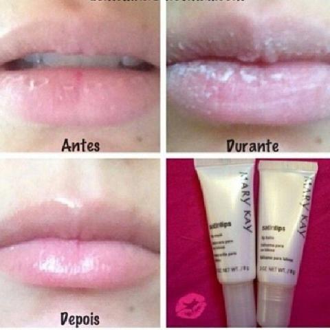 Que tipos de cuidados tens com teus lábios? Na hora de beijar, comer, beber, sofrer com frio, calor, qualquer sujeira, temperatura, etc.....
