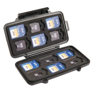 Geanta Protectie PELI 0915 Memory Card Case Micro Case