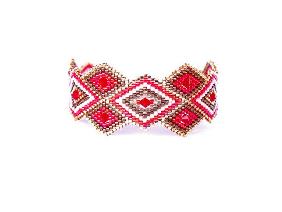 Red Flash by G. Testuz on Etsy