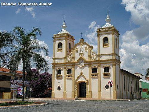 Atibaia (SP) - Igreja Nossa Senhora do Rosário