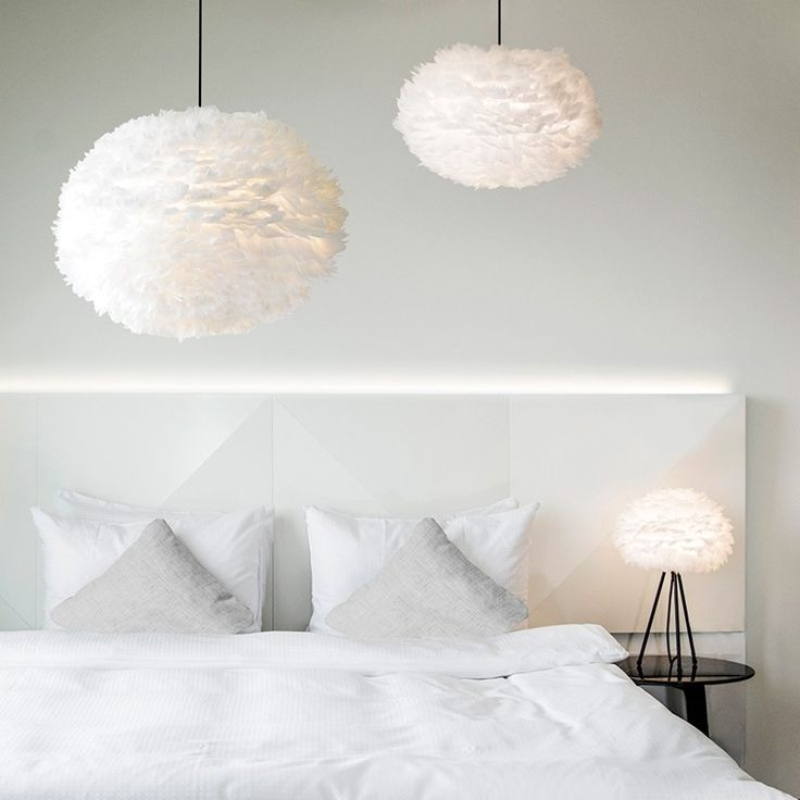 Vita eos extra large shade white lighting direct