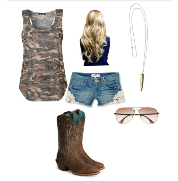 My Luke Bryan concert outfit! need to get this outfit asap!!!