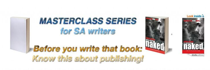 How To Get Published As A South African Author