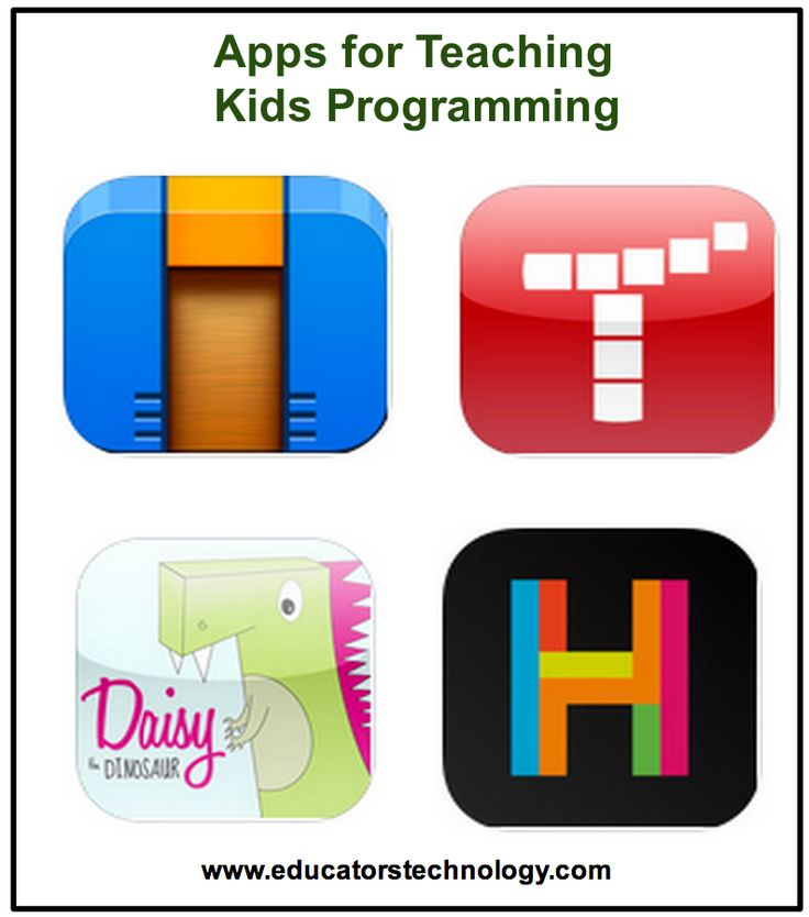 5 Good iPad Apps to Teach Kids Programming ~ Educational Technology and Mobile Learning