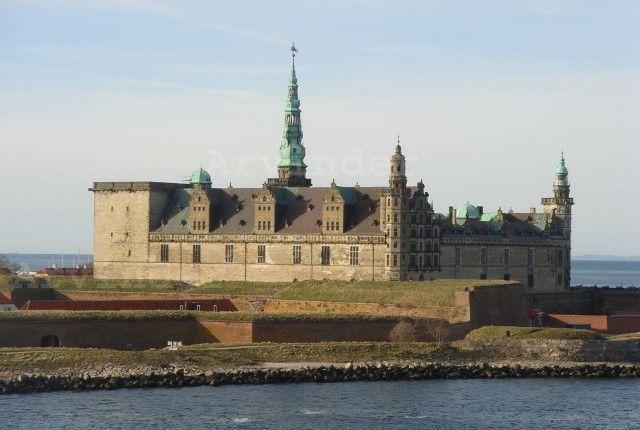 Kronborg Castle Denmark #Kronborg #denmark
