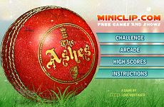 Play one of the best online cricket game The Ashes just at http://game4b.com/online-games/The-Ashes