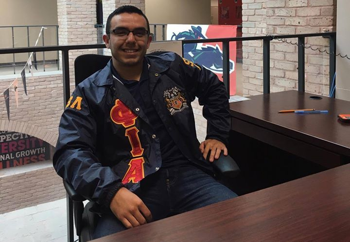 """I am a member of Phi Iota Alpha. My first two years of college before becoming a Phiota  I was very close minded always to myself. Thanks to my Fraternity many opportunities have opened up. I have been able to start networking and became more social. We recently played in an intramural soccer team and I have never played soccer in my life. So I went out there even though I wasn't that good my brothers still encouraged me to keep playing. It's always a great time with them. We always have…"
