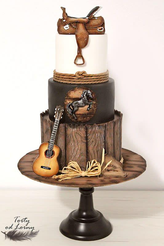 Happy birthday country singer - http://cakesdecor.com/cakes/296157-happy-birthday-country-singer
