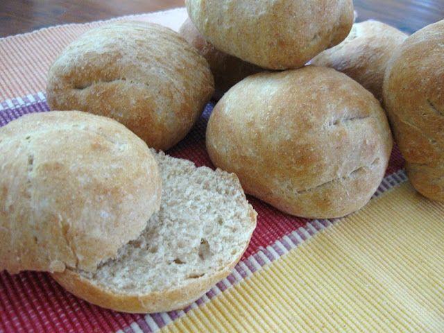 Recette de pain hamburger maison cuisine pinterest brioche and croissant - Recette hamburger maison ...